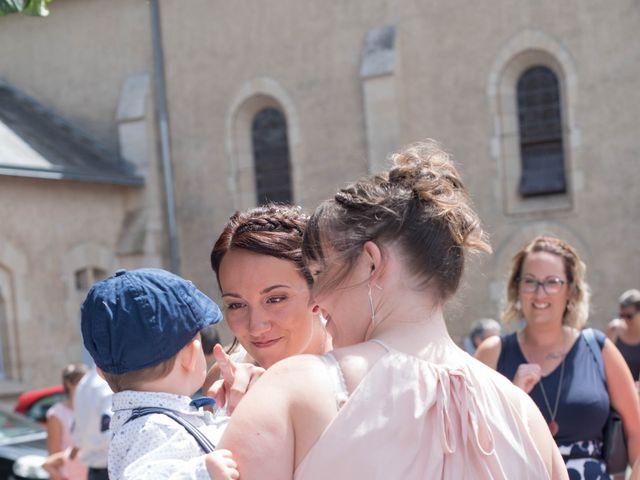 Le mariage de Jérémy et Adeline à Saint-Maxire, Deux-Sèvres 61