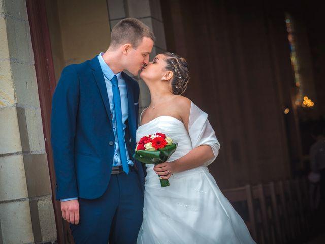 Le mariage de Mélissa et Matthieu