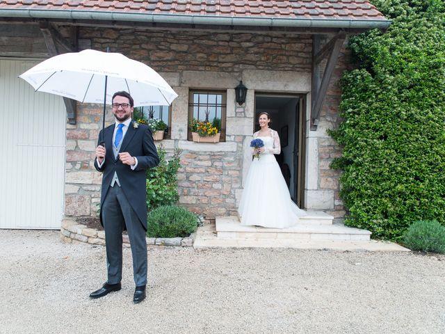 Le mariage de Matthieu et Anne-Laure à Auxonne, Côte d'Or 9