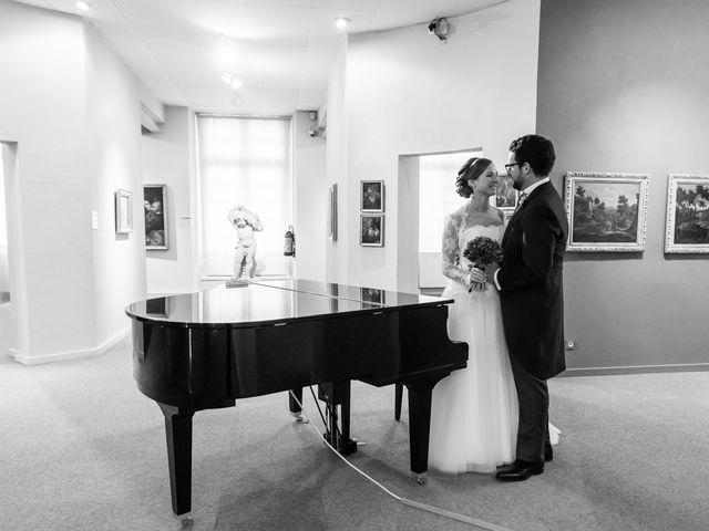 Le mariage de Anne-Laure et Matthieu