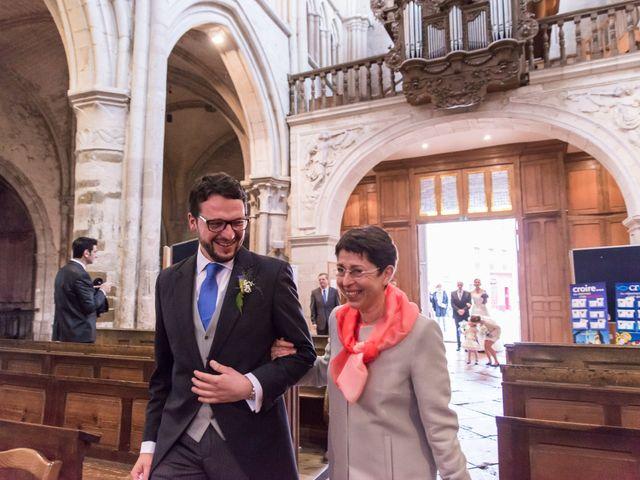 Le mariage de Matthieu et Anne-Laure à Auxonne, Côte d'Or 17