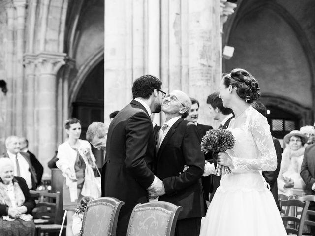 Le mariage de Matthieu et Anne-Laure à Auxonne, Côte d'Or 18