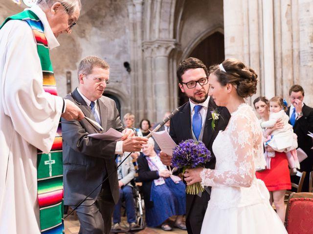 Le mariage de Matthieu et Anne-Laure à Auxonne, Côte d'Or 20