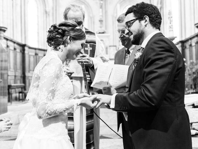 Le mariage de Matthieu et Anne-Laure à Auxonne, Côte d'Or 21