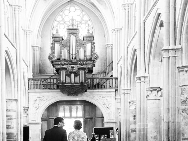 Le mariage de Matthieu et Anne-Laure à Auxonne, Côte d'Or 26