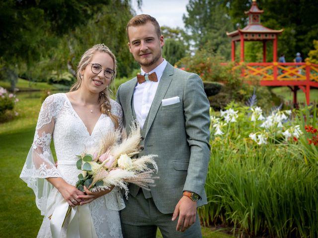 Le mariage de Raphael et Flavie à Gimouille, Nièvre 7