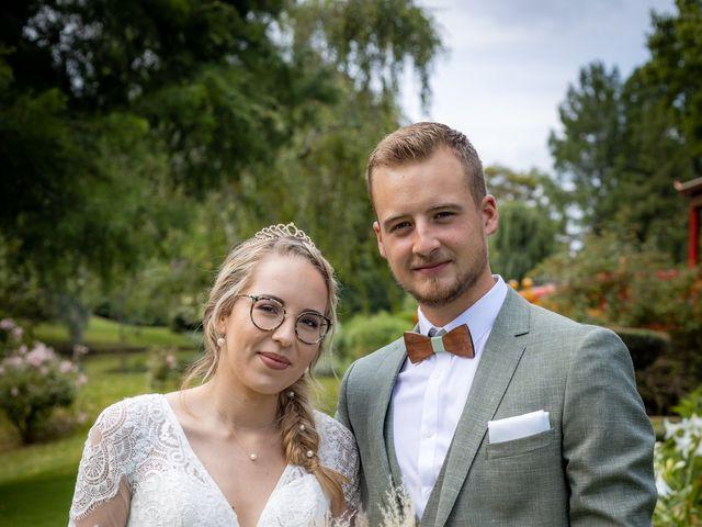 Le mariage de Raphael et Flavie à Gimouille, Nièvre 8