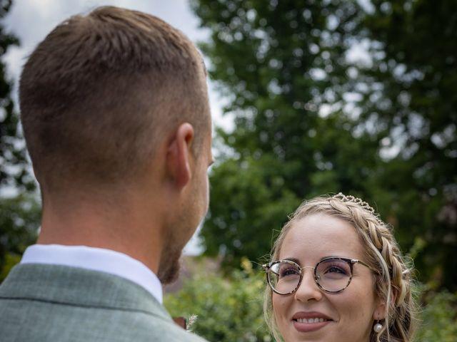 Le mariage de Raphael et Flavie à Gimouille, Nièvre 11