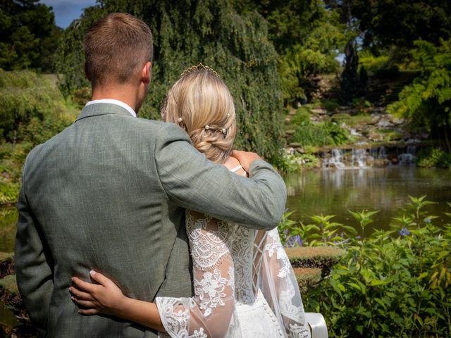 Le mariage de Raphael et Flavie à Gimouille, Nièvre 13