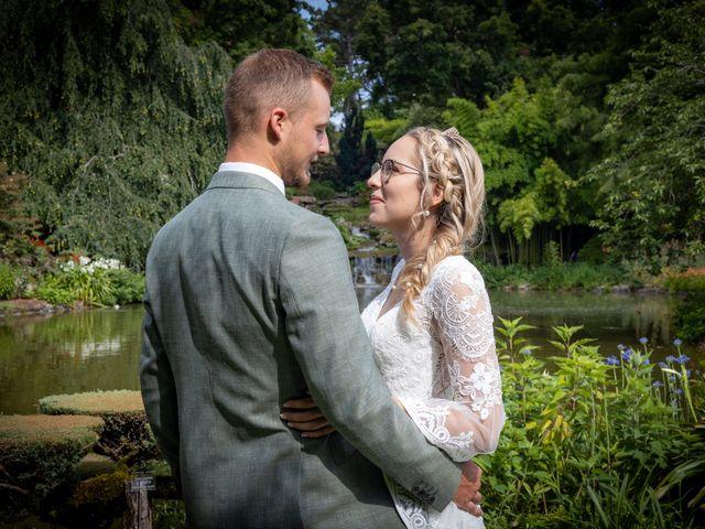 Le mariage de Raphael et Flavie à Gimouille, Nièvre 14