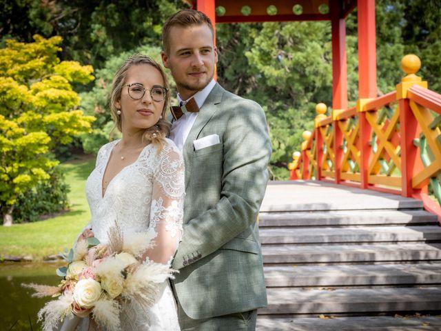 Le mariage de Raphael et Flavie à Gimouille, Nièvre 15