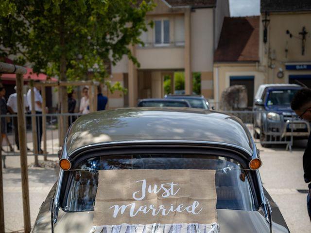 Le mariage de Raphael et Flavie à Gimouille, Nièvre 20