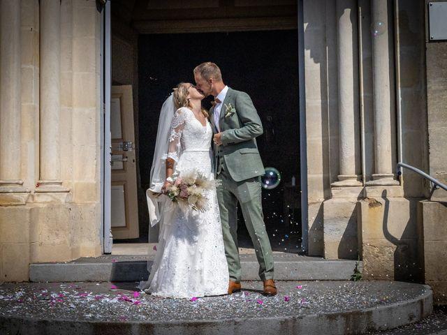 Le mariage de Raphael et Flavie à Gimouille, Nièvre 22