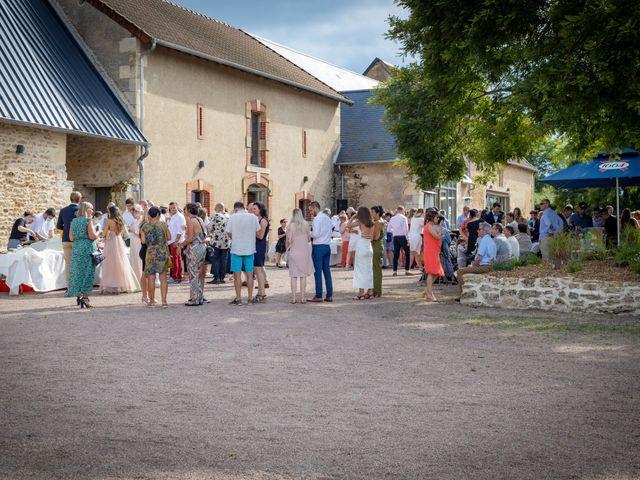 Le mariage de Raphael et Flavie à Gimouille, Nièvre 33