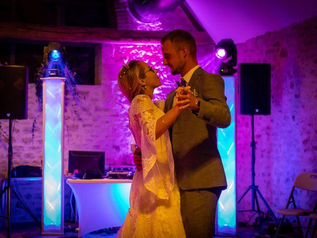 Le mariage de Raphael et Flavie à Gimouille, Nièvre 44