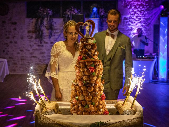 Le mariage de Raphael et Flavie à Gimouille, Nièvre 45