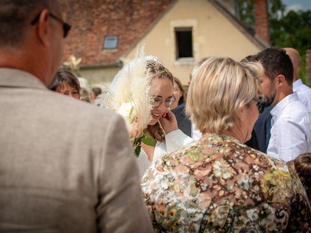 Le mariage de Raphael et Flavie à Gimouille, Nièvre 50