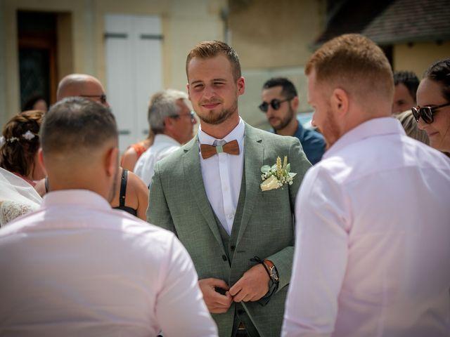 Le mariage de Raphael et Flavie à Gimouille, Nièvre 51