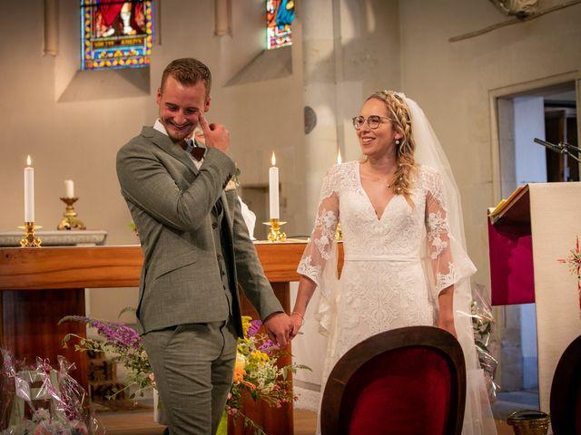 Le mariage de Raphael et Flavie à Gimouille, Nièvre 56