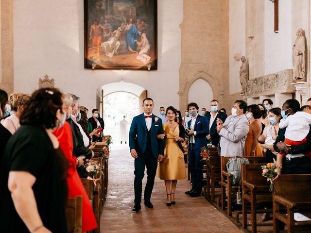 Le mariage de Antoine et Emmanuelle à Souppes-sur-Loing, Seine-et-Marne 16