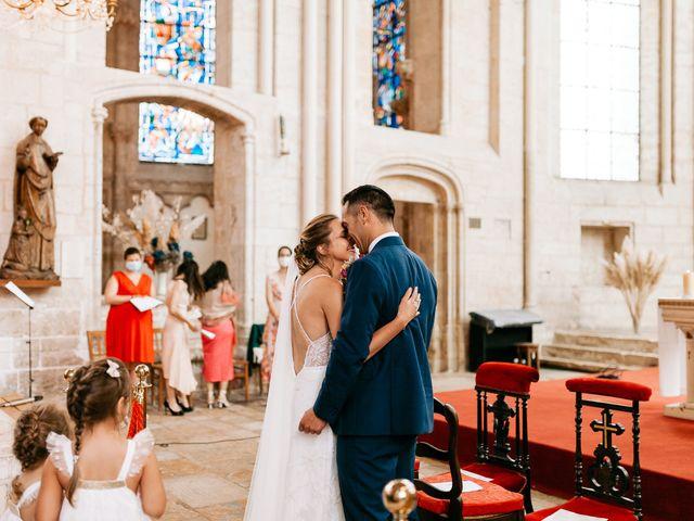 Le mariage de Antoine et Emmanuelle à Souppes-sur-Loing, Seine-et-Marne 20