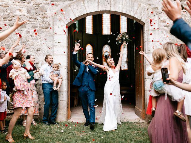 Le mariage de Emmanuelle et Antoine