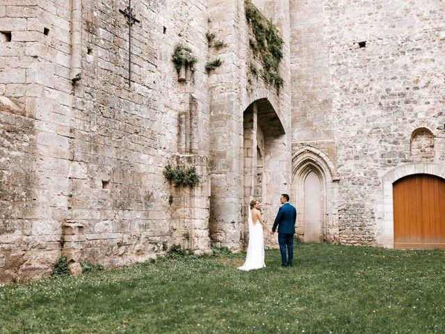 Le mariage de Antoine et Emmanuelle à Souppes-sur-Loing, Seine-et-Marne 41