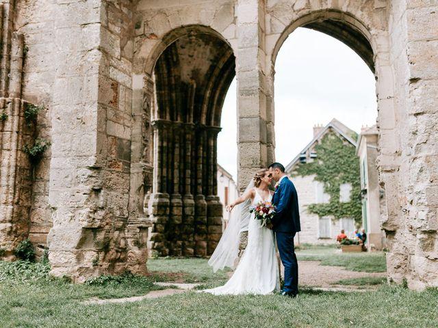 Le mariage de Antoine et Emmanuelle à Souppes-sur-Loing, Seine-et-Marne 42