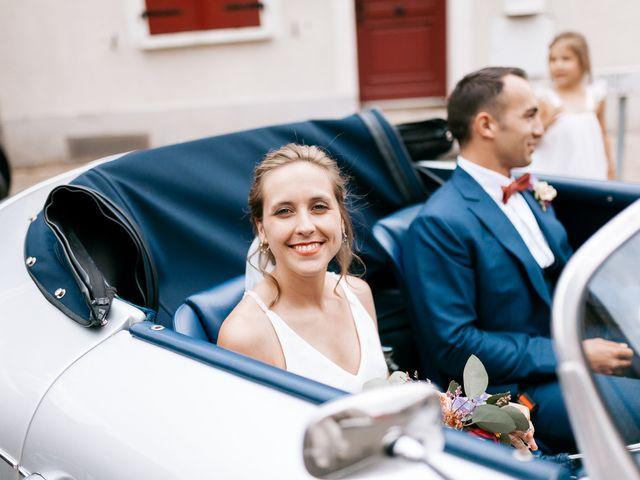 Le mariage de Antoine et Emmanuelle à Souppes-sur-Loing, Seine-et-Marne 43