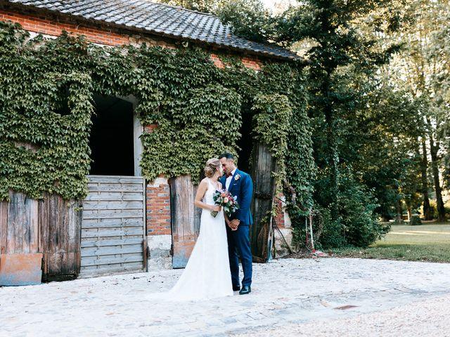 Le mariage de Antoine et Emmanuelle à Souppes-sur-Loing, Seine-et-Marne 58