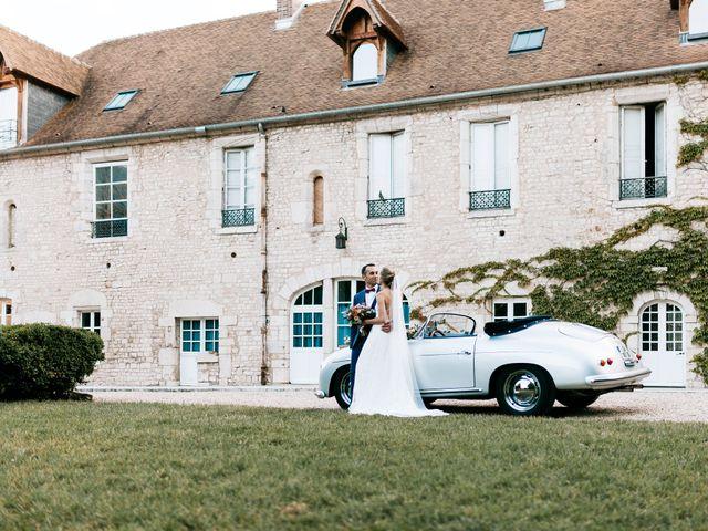 Le mariage de Antoine et Emmanuelle à Souppes-sur-Loing, Seine-et-Marne 68