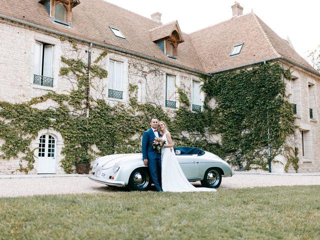 Le mariage de Antoine et Emmanuelle à Souppes-sur-Loing, Seine-et-Marne 69