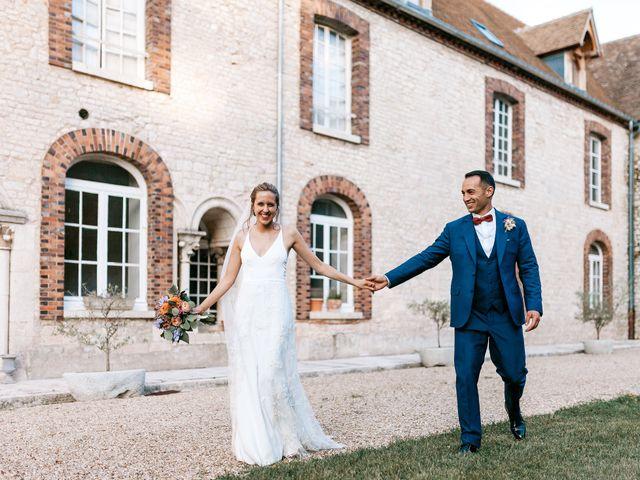 Le mariage de Antoine et Emmanuelle à Souppes-sur-Loing, Seine-et-Marne 74