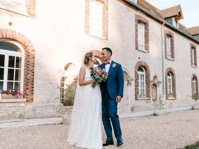 Le mariage de Antoine et Emmanuelle à Souppes-sur-Loing, Seine-et-Marne 75