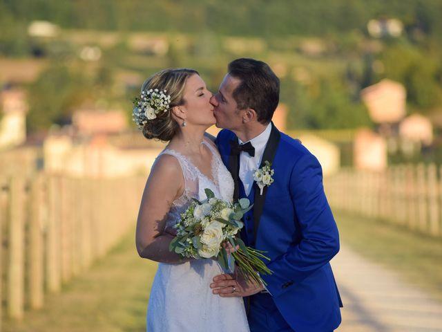 Le mariage de Nathalie et Vincent