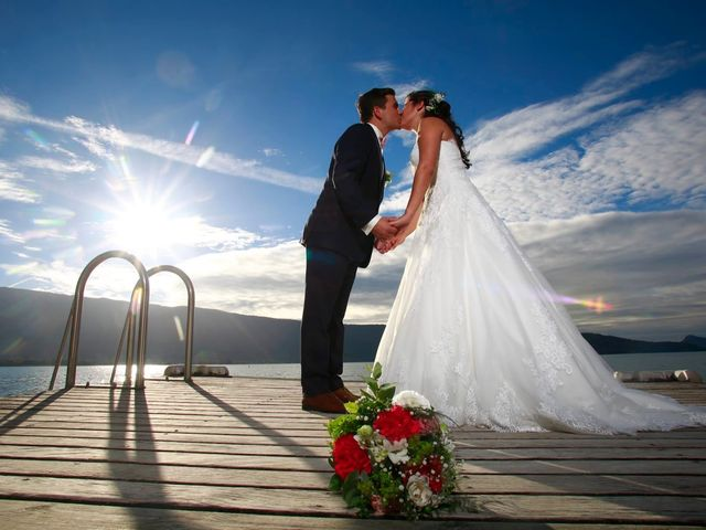 Le mariage de Jonathan et Maud à Annecy, Haute-Savoie 11