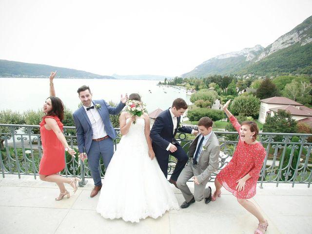 Le mariage de Jonathan et Maud à Annecy, Haute-Savoie 16
