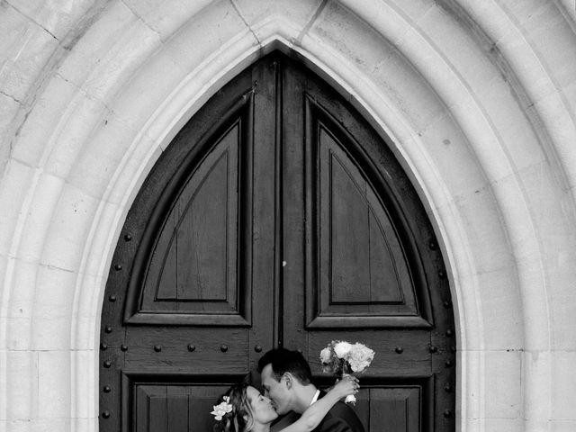 Le mariage de Benjamin et Amélie à Chamblay, Jura 18
