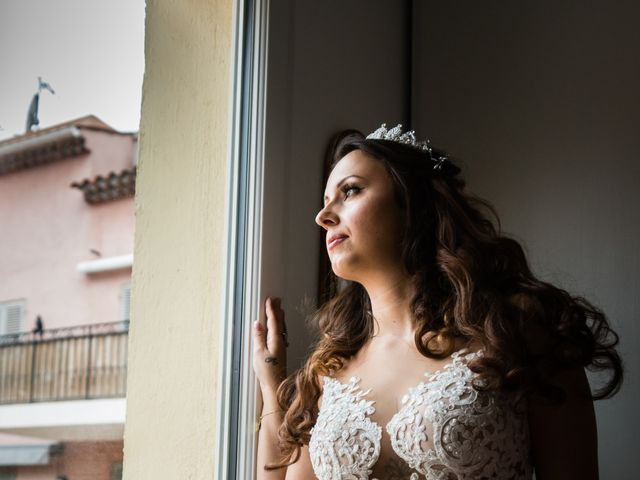 Le mariage de Alban et Emma à Saint-Tropez, Var 13