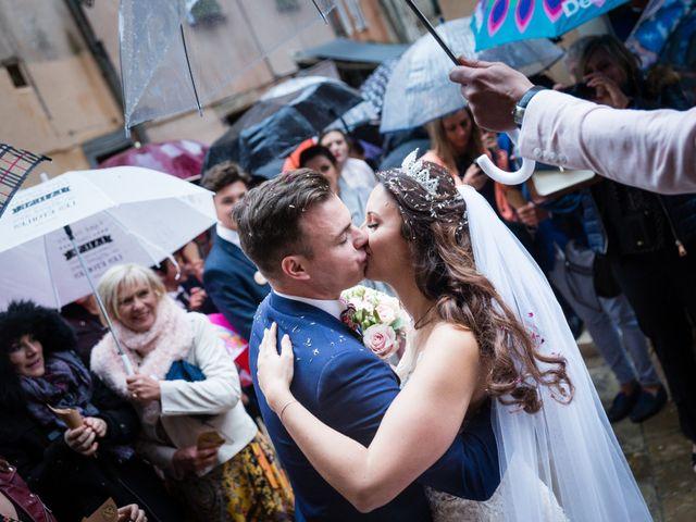 Le mariage de Alban et Emma à Saint-Tropez, Var 21