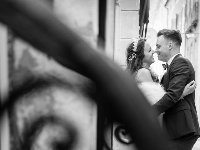 Le mariage de Alban et Emma à Saint-Tropez, Var 23