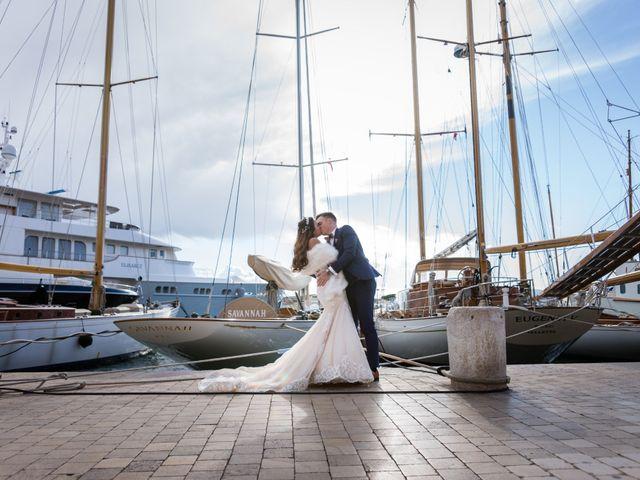 Le mariage de Alban et Emma à Saint-Tropez, Var 26