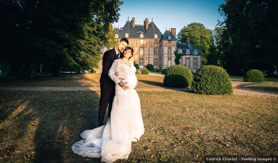 Le mariage de Stéphane et Anastasia à Saint-Jacques-sur-Darnétal, Seine-Maritime