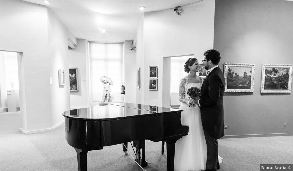 Le mariage de Matthieu et Anne-Laure à Auxonne, Côte d'Or