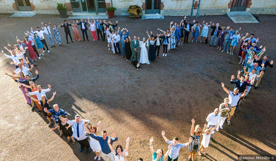 Le mariage de Raphael et Flavie à Gimouille, Nièvre