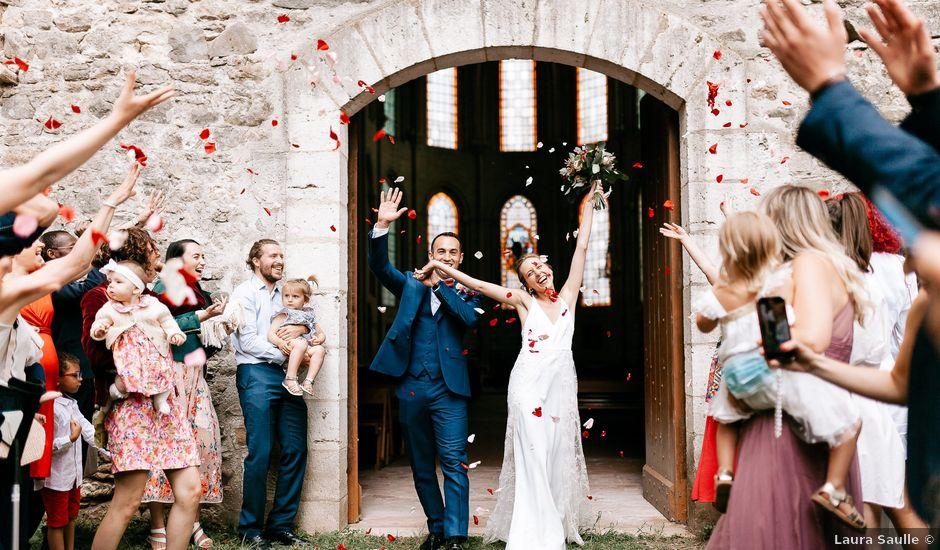 Le mariage de Antoine et Emmanuelle à Souppes-sur-Loing, Seine-et-Marne