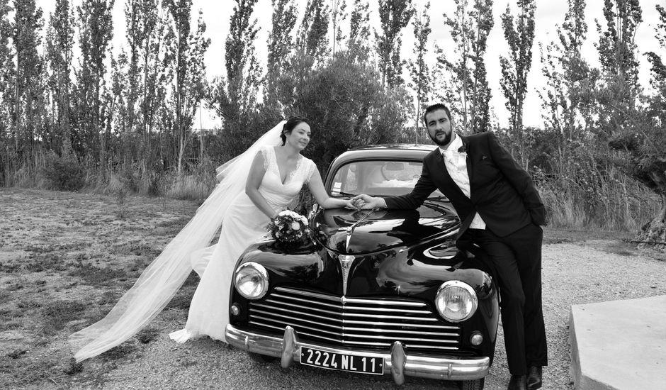 Le mariage de Mickaël et Emilie à Carcassonne, Aude