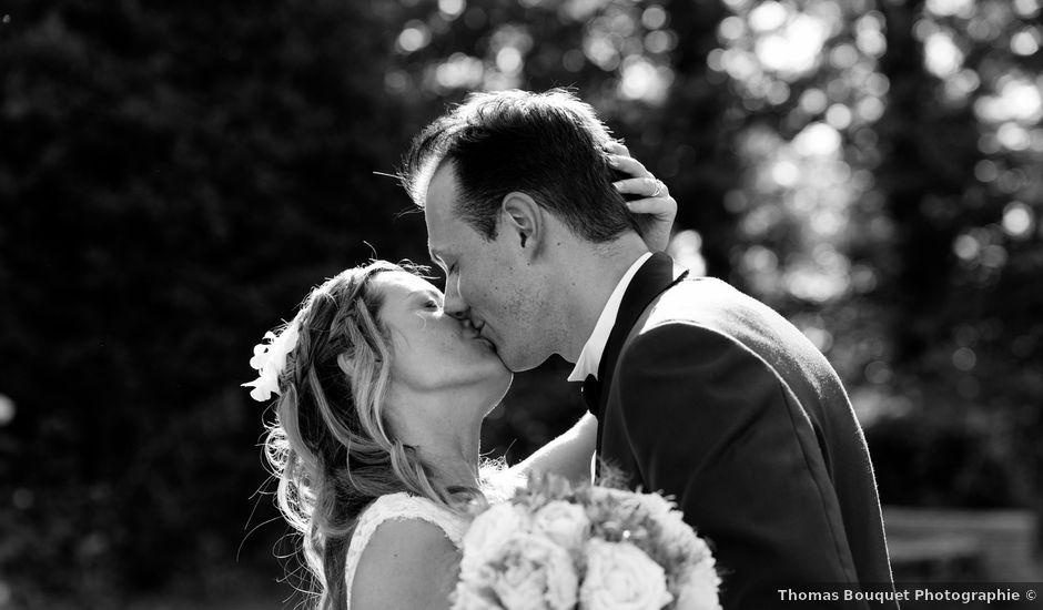 Le mariage de Benjamin et Amélie à Chamblay, Jura