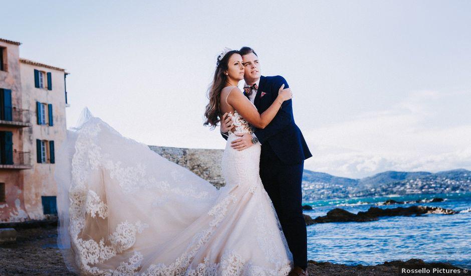 Le mariage de Alban et Emma à Saint-Tropez, Var