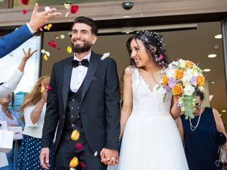 Le mariage de Sonia et Jordan 1